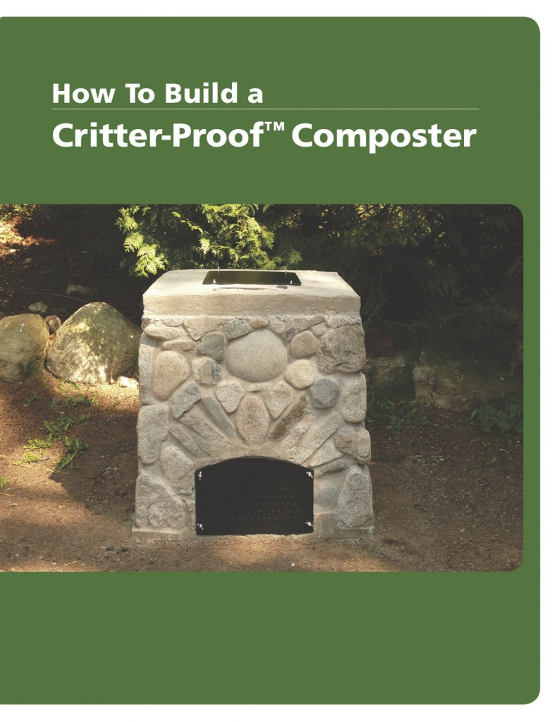 How To Build a Critter-Proof composter